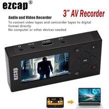CVBS konwerter Audio wideo konwerter AV magnetowid VHS DVD DVR Hi8 odtwarzacz gier kaseta magnetofonowa kamera do MP3 MP4 HDMI HD TV