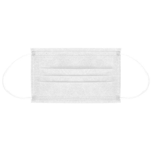 50/40/30/20/10 Pcs Non-woven Disposable Face Mouth Masks Gray Anti Haze Anti-dust Windproof Kids Adult Filter Mask respirator 2