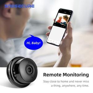 Image 5 - SNOSECURE 무선 1080P IP 카메라 HD 양방향 오디오 야간 비디오 모니터 360 학위 파노라마 홈 보안 WIFI 카메라