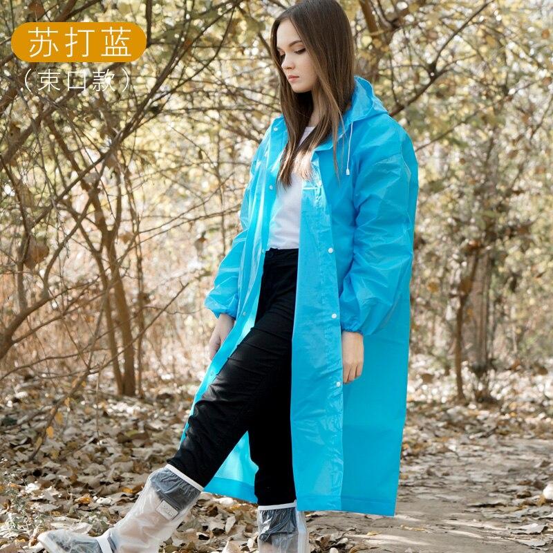 Impermeable Raincoat Coat Women Travel Waterproof Motorcycle Men Rain Coat Blouse Jetable Reusable Lightweight Poncho MM60YY(China)