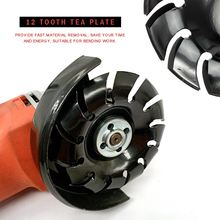 Cutter Disc Milling Polishing Grinding Wood-Carving Attachment Strong Circular Toughness