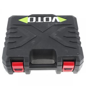 Чехол для электроинструмента VOTO 21V, специальный чехол для хранения ящика для инструментов с длиной 270 мм, для литиевой дрели, электрической отвертки