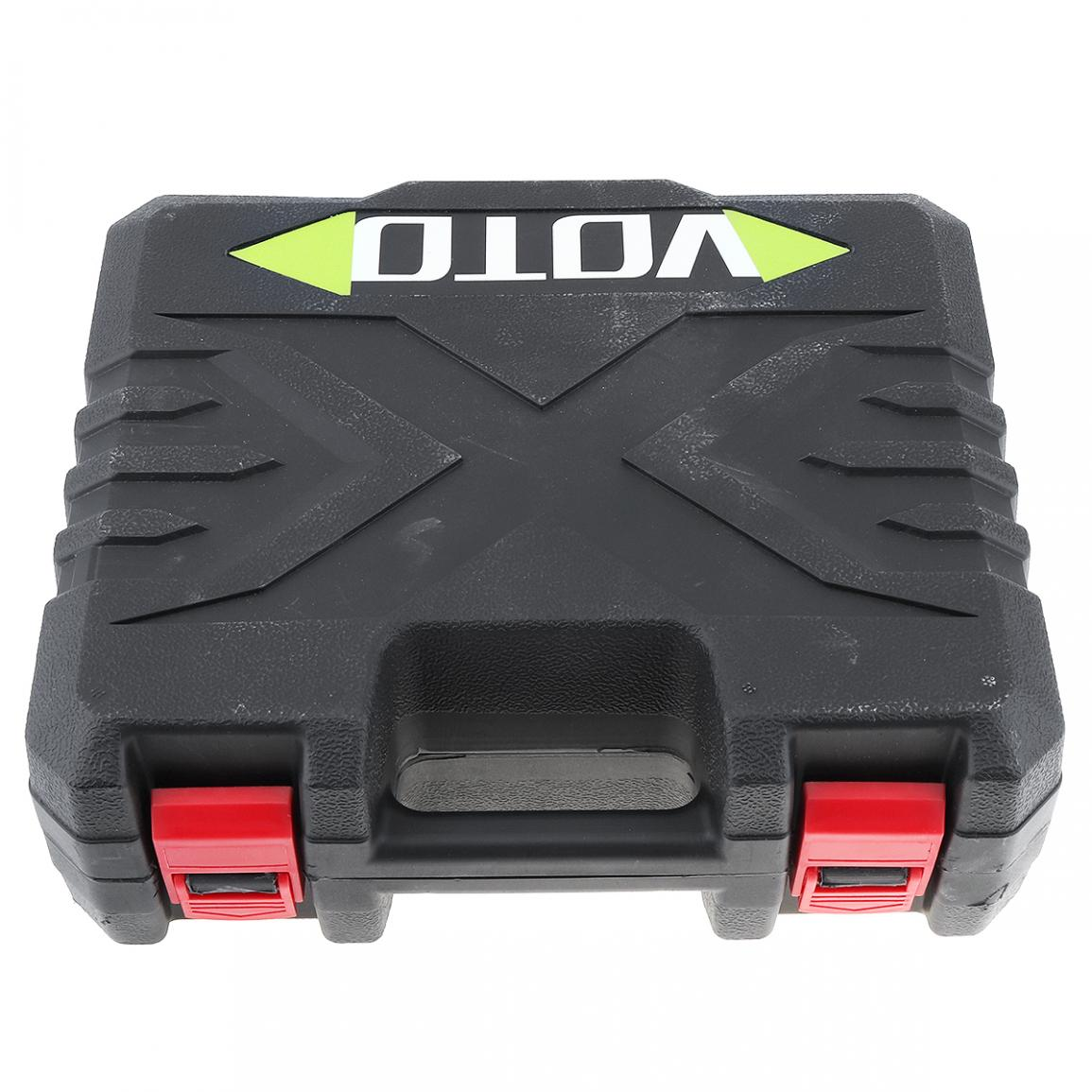 Image 3 - VOTO Power Tool Suitcase 21V Dedicated Tool Box Holder Storage Case with 270mm Length for Lithium Drill Electric Screwdriverpower drill holderpower tool caseelectric drill holder -