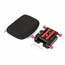 Professional Z folding Cradle Head Aluminum Holder Shock Proof Tripod Dumping Pan Release Plate Stand for DSLR Cameras