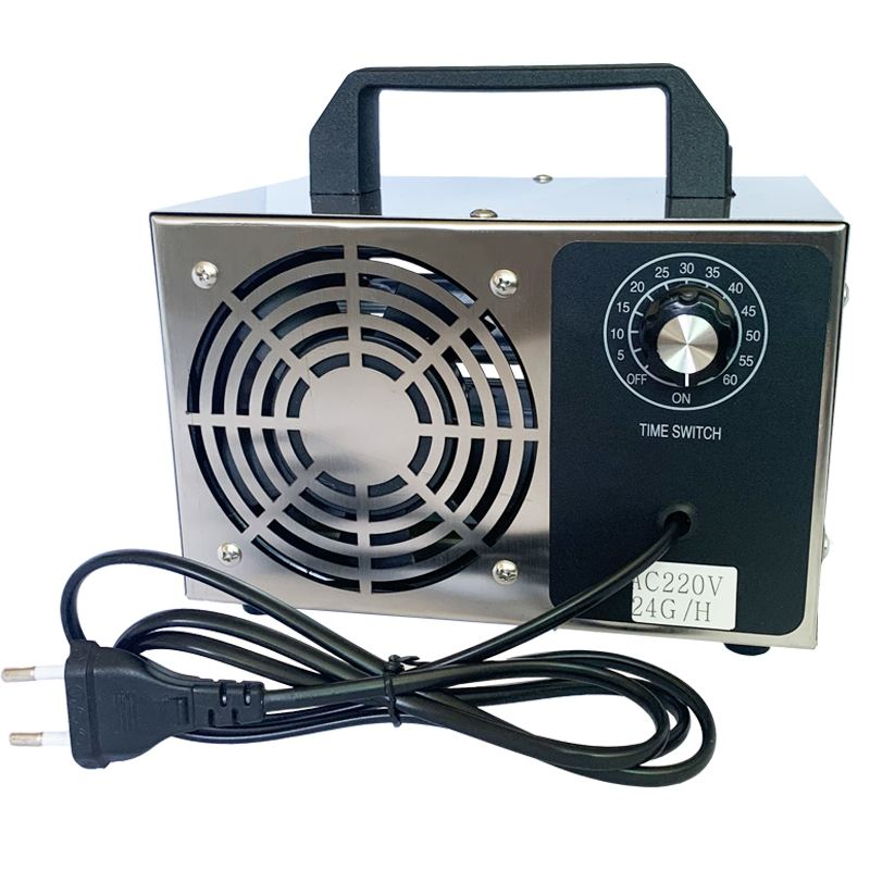 Ozone Disinfection Machine Household Air Purifier Deodorization Disinfection Safety Ozone Generator With Timing Switch
