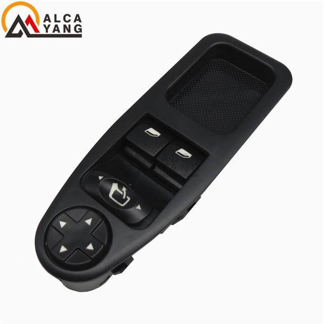 6554.ZJ для Fiat Scudo Citroen Jumpy Citroen, кнопка управления стеклоподъемником Peugeot Expert Master 2007-2016