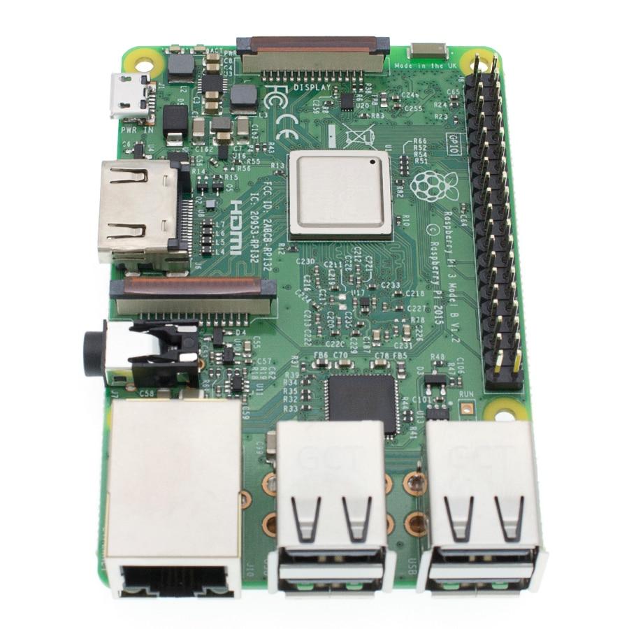 Новый оригинальный raspberry pi 3 Model b/raspberry pi/raspberry/pi3 b/pi 3/pi 3b с wifi и bluetooth