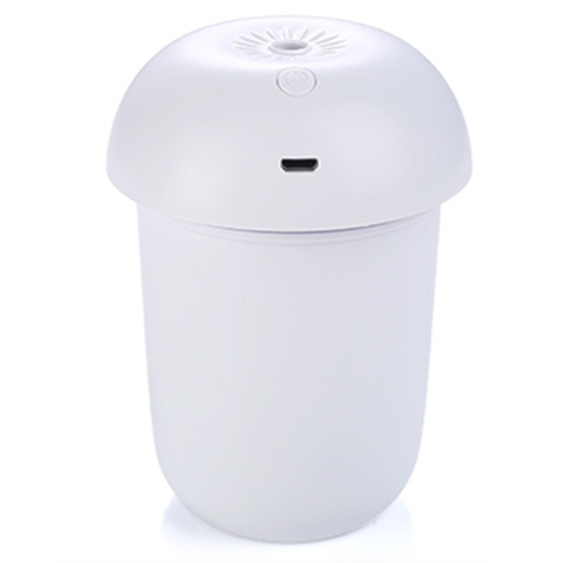 Top Deals New 180ML Ultrasonic Air Humidifier Aroma Essential Oil Diffuser For Home Car USB Rechargeable Fogger Mist Maker With