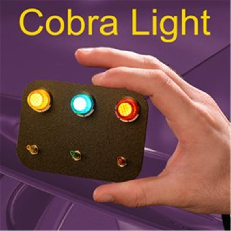 Cobra Light - Magic Tricks Light Magic Close Up Classic Toys Illusion Gimmick Magic Prop Funny  accessories Mentalism