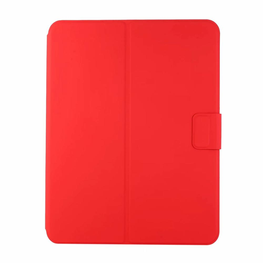 Red Red TPU Pencil Slot Flip Tablet Case for iPadpro iPad Pro 11 pro11 2021 2020 2018 A2228