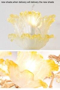 Image 3 - Led קיר אור זהב מנורות זכוכית מנורת קיר בציר האמבטיה קיר פמוטים שינה מיטת מנורות תאורה