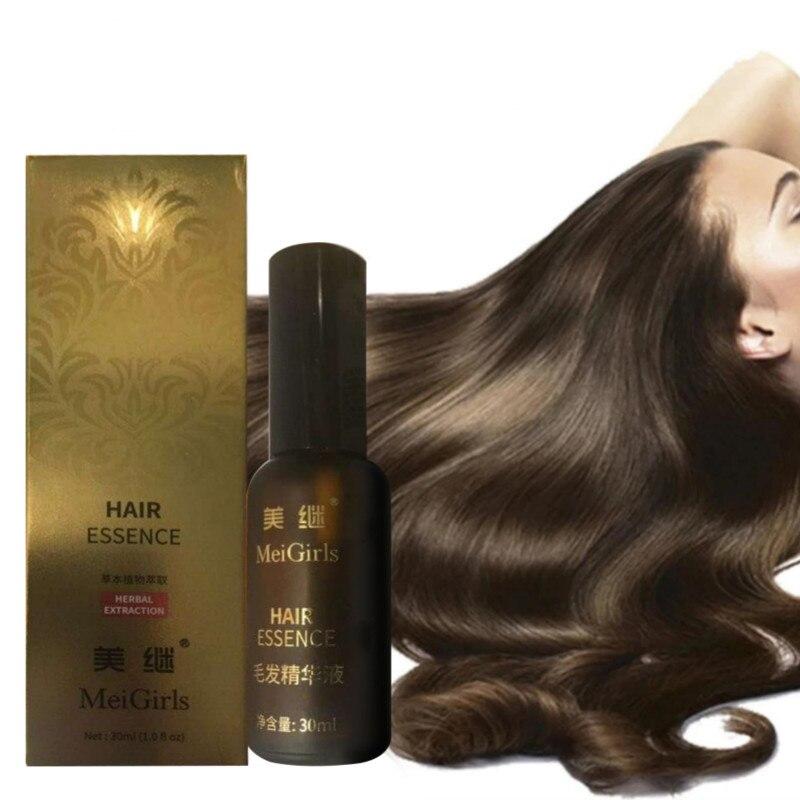 30ml anti perda de cuidados com o cabelo rebrota densa gengibre soro reparos profundos danos raiz do cabelo erva crescimento do cabelo tratamento do couro cabeludo óleo tslm1