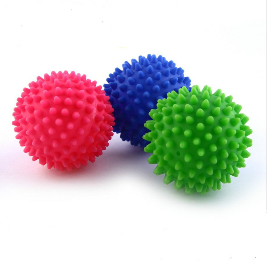 2 PCS Washing Balls Dryer Laundry Drying Fabric Fabric Softener Clean Home reuse