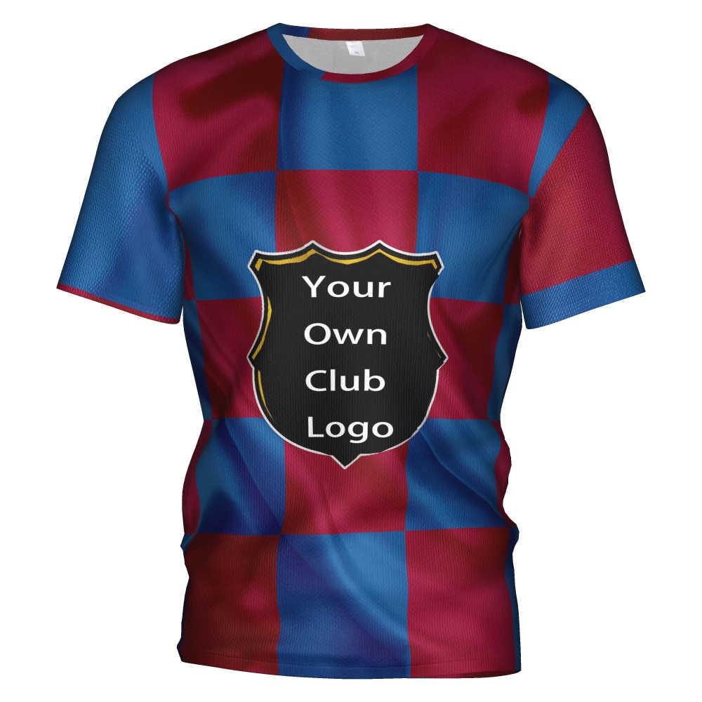 2018 2019 fc barcelona voetbal jersey 3d t shirt barcelona trainingspak mannen kids kit barcelona football club messi training t shirts aliexpress aliexpress