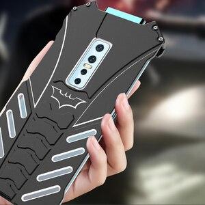 Image 3 - Aluminum Metal Case for VIVO V17 Pro X27 S1 IQOO Pro Z1 Z3 NEX 3 X21 i X21S Y66 Y67 Y79 Y85 Heavy Duty Armor Protect Case Cover