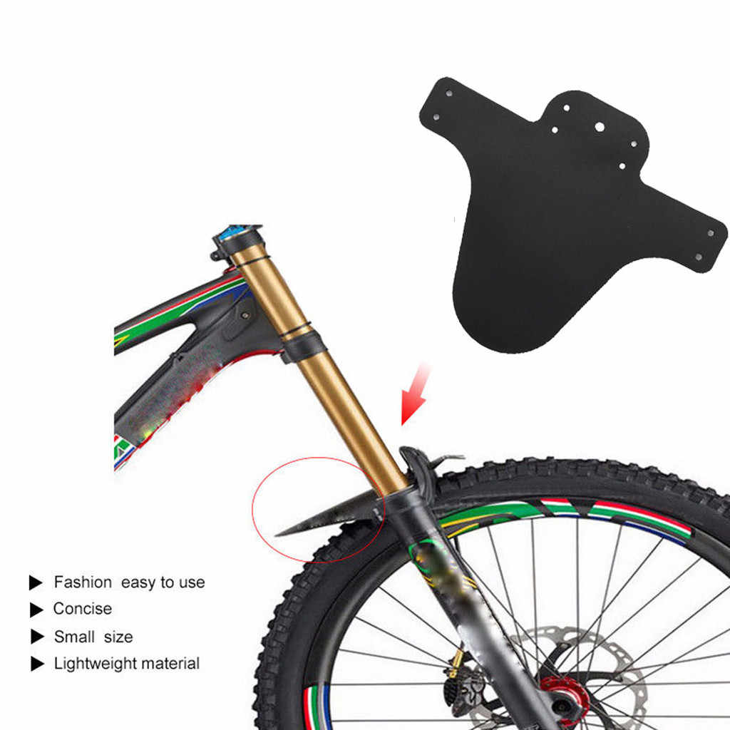 NEW Mountain Bike Mudguards MTB Bicycle Mud Guard Tire Fender Front Rear Fenders