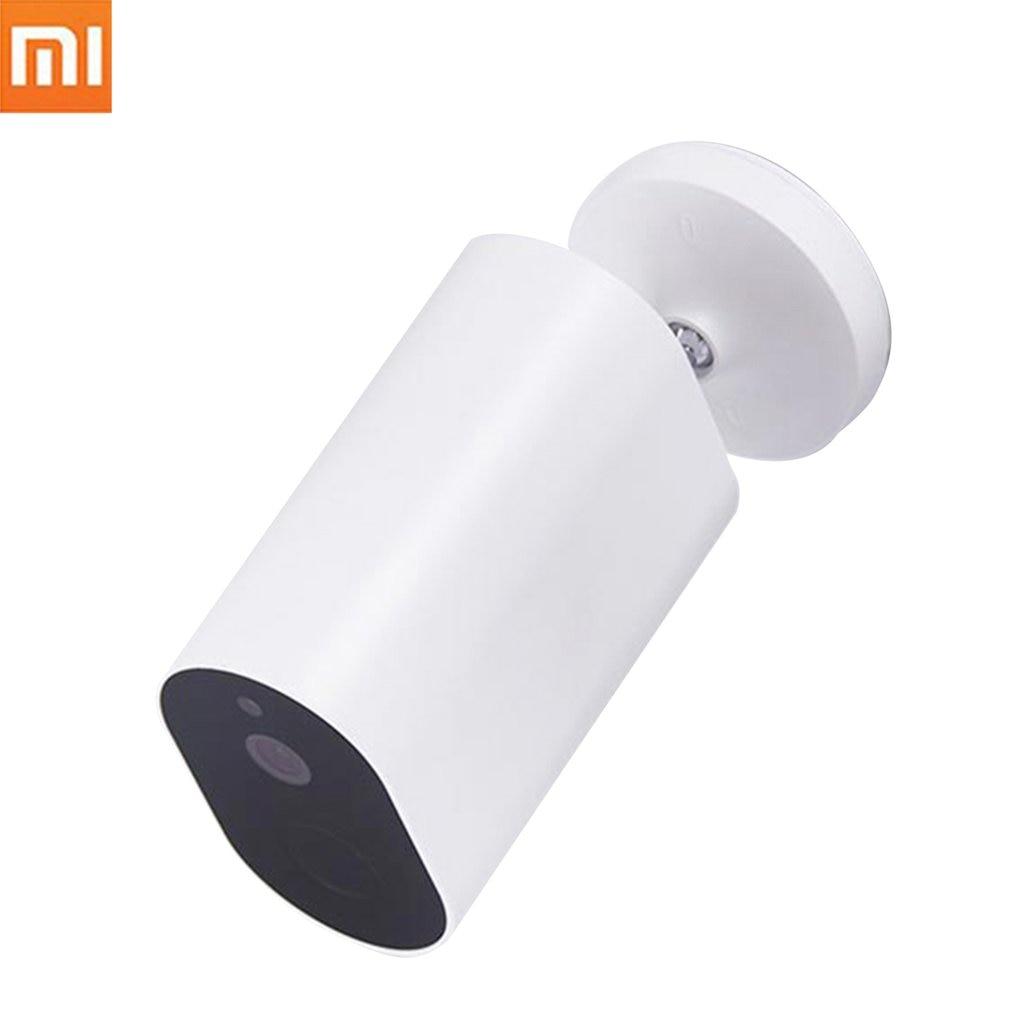 Originale Xiaomi Norma Mijia Smart Batterie per Foto/Videocamera gateway 1080 p AI UMANOIDE Di rilevamento F2.6 IP 360 IP65 IMPERMEABILE Telecamere Senza Fili Cam