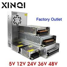 Switching Power Supply adapt Light Transformer 5V 12V 24V 36V 48V 15W 25W 30W 60W 100W 200W 300W 15W 120W 250W 360W 500W 1000W
