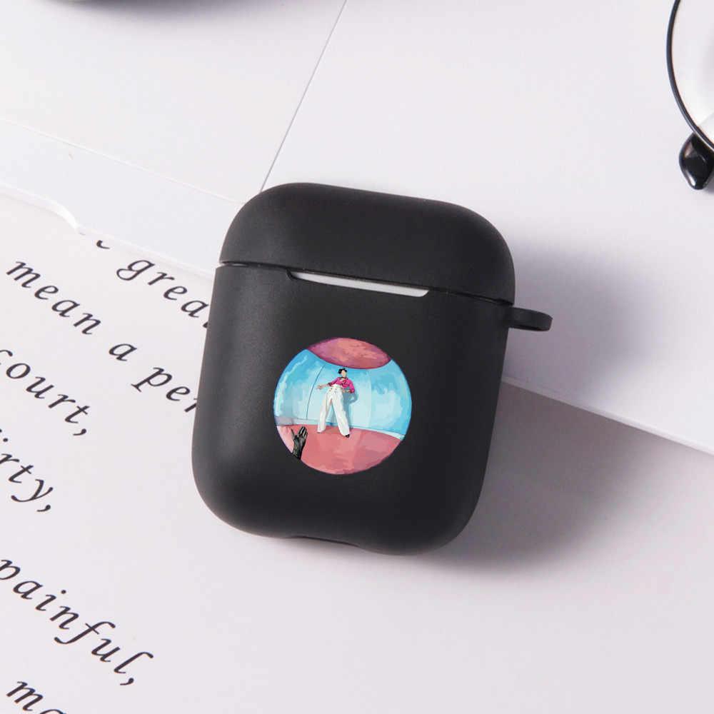 Per Airpods Caso di Harry Styles Linea Sottile Morbido Caso Auricolare per Airpods Pro Air baccelli 1 2 Auricolare Bluetooth Senza Fili copertura Coque