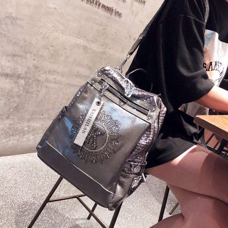 Cute Backpack Women Mochila Luxury Designer Leather Backpacks Travel Small Backpack School Bags For Girls