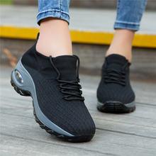Туфли damyuan женские на плоской подошве Мягкие прогулочные