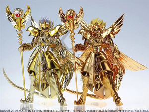 Image 5 - COMIC CLUB IN STOCK JMODEL the 13th gold saint Odysseus Ophiuchus metal armor EX Action Figure