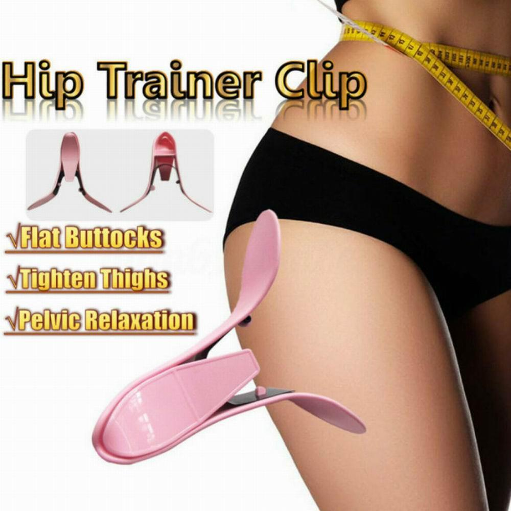 Bladder Control Device Hip Trainer Pelvic Floor Muscle Inner Thigh Buttocks Exerciser Bodybuilding Home Fitness Beauty Equipment