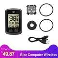 Велосипедный компьютер G + беспроводной GPS Спидометр Водонепроницаемый дорожный велосипед MTB велосипеды подсветка Bt ANT + с Cadence велосипедные ...