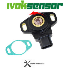 Throttle Position Sensor TPS For Honda Element Accord 2.4L 2003 2004 2005 2006 CGQHD002 TPS-H112 TPSH112
