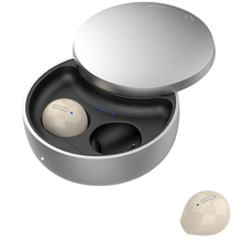 2020 TWS X21S Bluetooth 5.0 Wireless Earphone Noise Reduction HD Call Earbuds Mini Invisible mini Headset with Charging Case