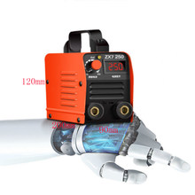 220V ARC Welder 250A ZX7-250 DC Inverter portable welder Inverter Welding Machines for Home Beginner