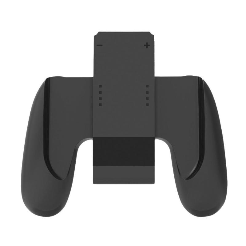 New For Game Console Charger Charging Hand Grip Gamepad Stand Holder For Nintendo Switch NS NX 2017 Joy Con image