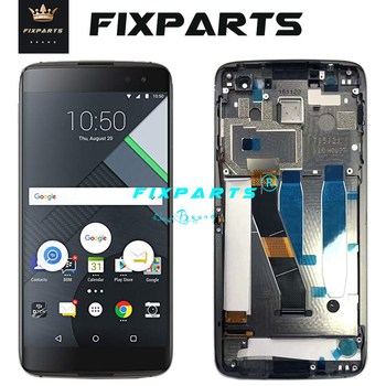 Original LCD Display + Touch Screen DTEK 60 For Blackberry Dtek60 LCD Display Touch Screen Digitizer Assembly Replacement Parts factory quality ips lcd display 7 85 for supra m847g internal lcd screen monitor panel 1024x768 replacement