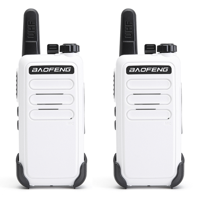 4 pcs Baofeng BF-C9 Mini Walkie Talkie 400-470MHz UHF Two-way Radio