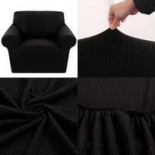 Soft Hot Sale Knitted Fabric sofa cover Anti Skid Stretch Slipcover Elastic Sofa Furniture Cover Bright color Easy to clean