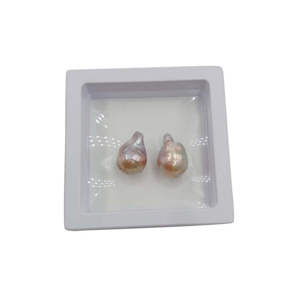 freshwater pearl pink//purple baroque flat reborn keshi necklace bracelet earring