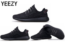 Ad Yeezy femmes 350 V1 Pirate noir tortue colombe Oxford Tan Moonrock Boost chaussures de Tennis, femme Kanye West Yeezys Sneakers Eur36-40(China)