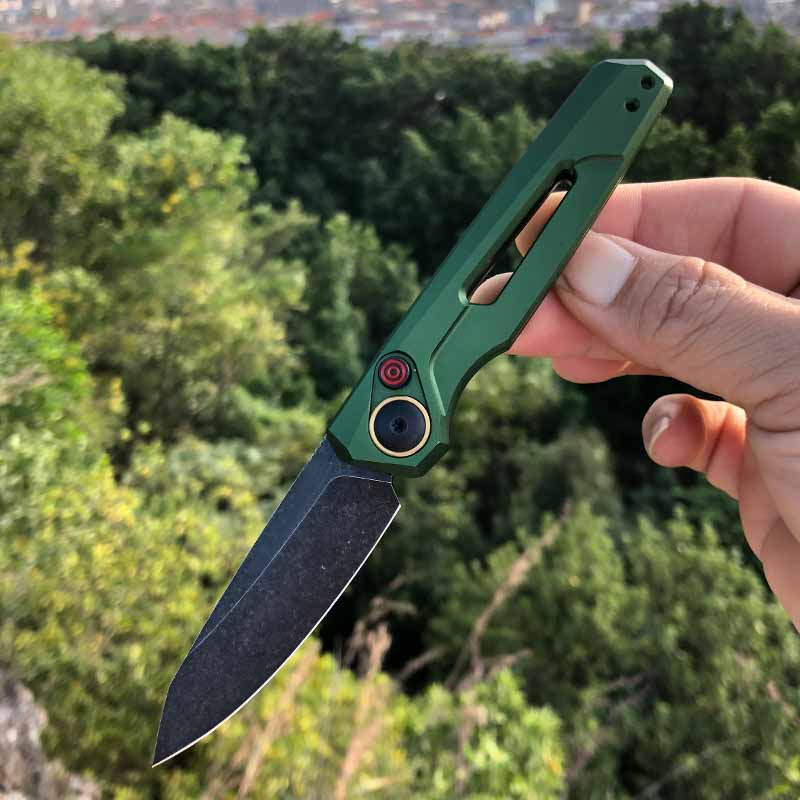 New Kershaw 7500 7550 7150 2020 Outdoor Knife Aviation Aluminum Alloy CPM154 Blade EDC Hunting Camping Multi-Function Other Tool
