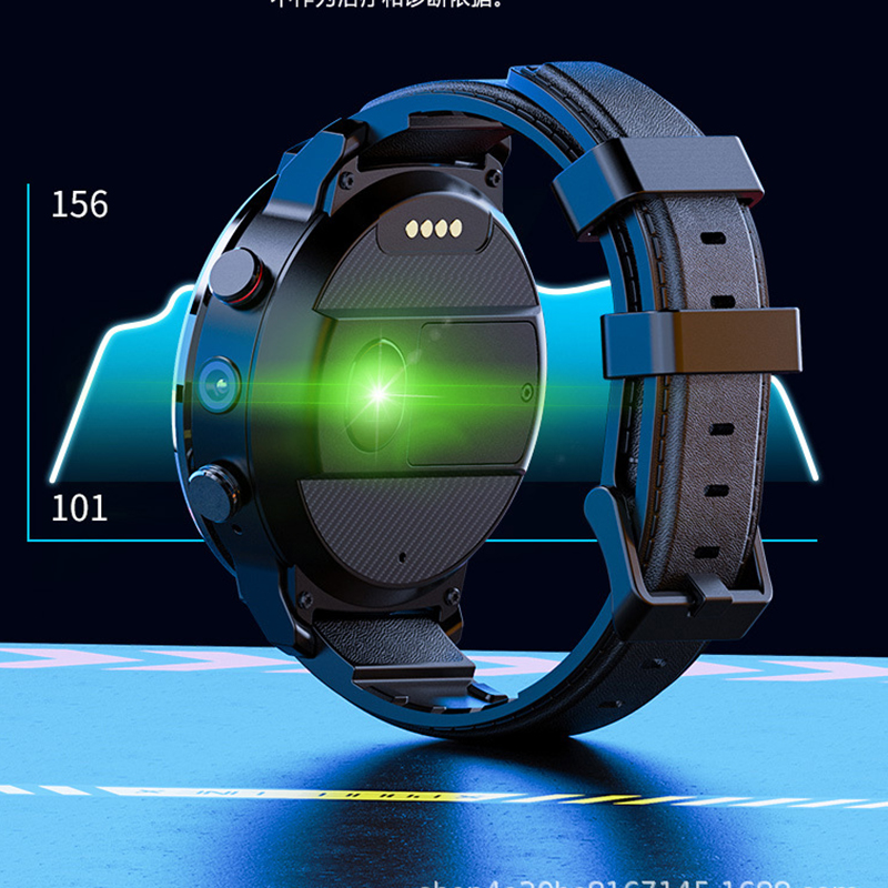 Смарт-часы с GPS-трекером, Android, MTK6762, 4 + 64 ГБ, Bluetooth 3