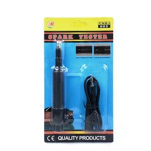 Image 5 - Najnowsza wersja samochodu Spark Tester motoryzacyjny cewka zapłonowa detektor drut świecy zapłonowej System diagnostyczny akcesoria samochodowe