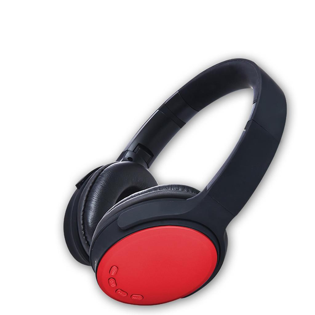 Wireless Headphone Bluetooth Headset Adjustable Earphones Over Ear Lightweight Bass Stereo Headset For Travel Work Tv Pc Z1216 4 On Aliexpress