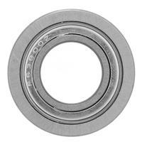10pcs 10*19*7mm 10*15*4 milímetros Dobro-lado Selado Sulco Profundo tamanho Rolamentos de Esferas Flange de aço