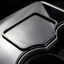 Klucz pozycja rozruch silnika karty dla Tesla Model 3 2017 2018 2019 uchwyt ozdobny samochodów akcesoria