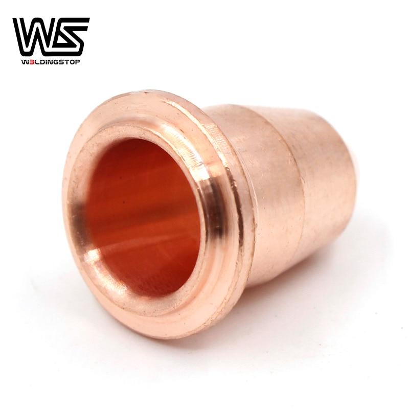 Tools : WS Electrode PR-110 Nozzle PD-116-8 fit  PT60 IPT-60 PT40 IPT-40 Trafimet S45 plasma cutter torch 40pcs