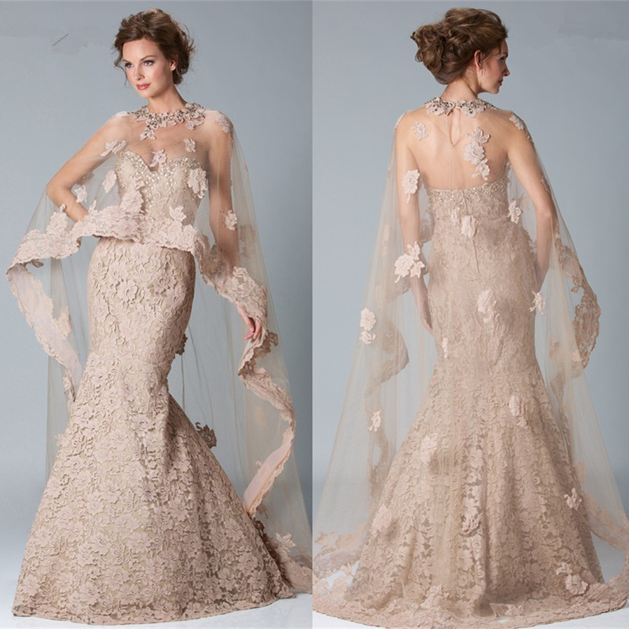 2018 Vestido De Noiva Sweetheart Mermaid Lace Long Elegant Party Prom Evening Gown Free Shipping Mother Of The Bride Dresses