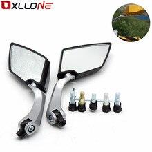 цена на FOR SUZUKI  GSXR750 GSR400 GSR600 GSR750 B-KING1300 GSX1400 GSF650 unviersal motorcycle accessorie motorcycle rearview mirror