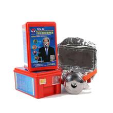 Ogień aparat oddechowy maski przeciwpożarowe bezpieczeństwo dla dorosłych dym maska gazowa filtr dymu jednorazowy samoratowniczy aparat oddechowy tanie tanio Bezpieczeństwa pożarowego Respirator 200*140*110mm 0 69kg 800Pa 300Pa