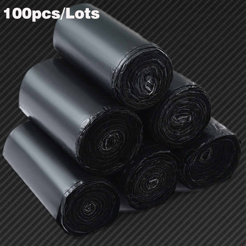 100pcs/Lots Courier Bags Black Smooth New PE Plastic Poly Storage Bag  Envelope Mailing Bags Self Adhesive Seal Plastic Pouch