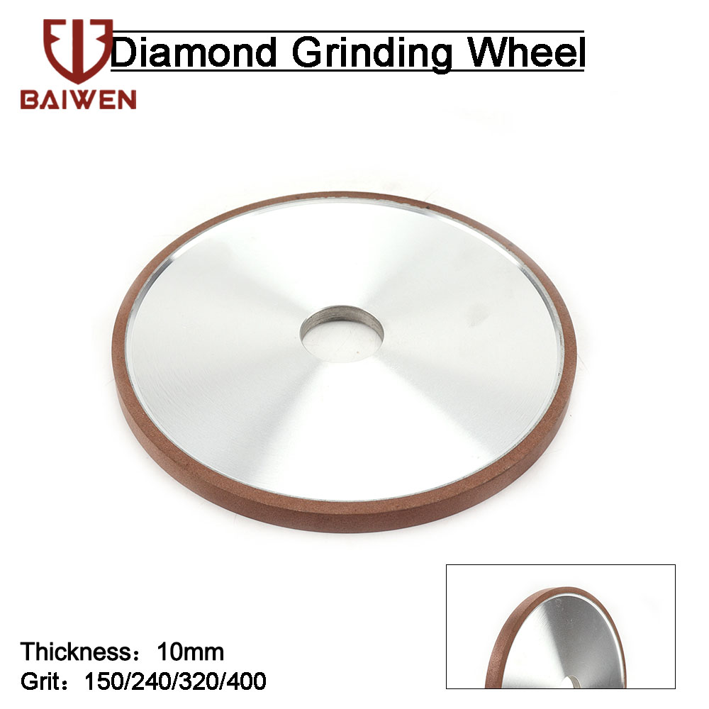 240# Tool Cutter Grinder 150# 200# 100mm Cup Diamond Grinding Wheel Grit 100#