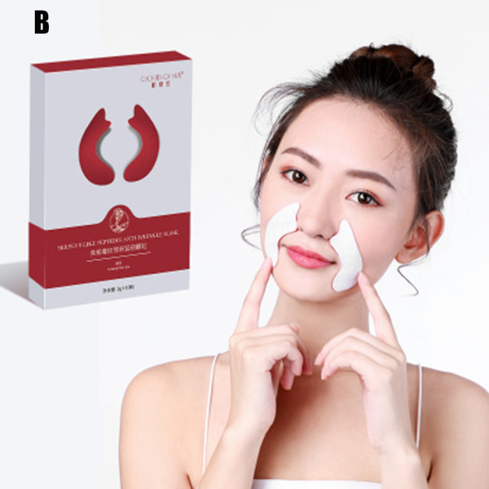 Hot Face Lifting Mask Diminish Fine Lines Dark Circles Anti-wrinkle Patch Moisturizing Repairing Skin Care t6